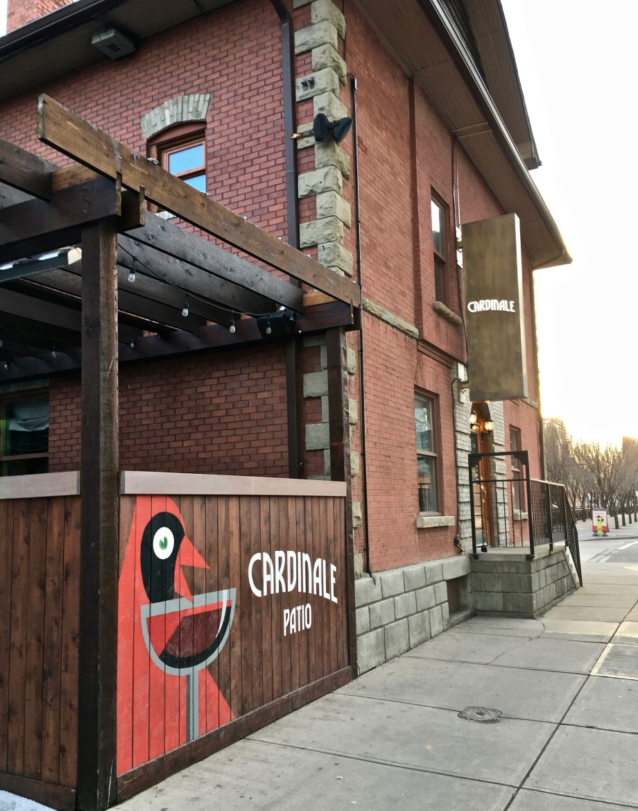 Cardinale Restaurant Calgary